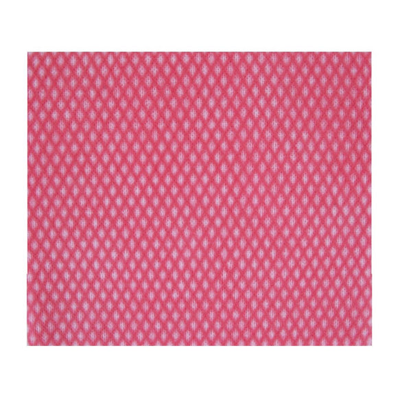 Click N Order photo of a Jantex Solonet Cloths Red (Pack of 50)