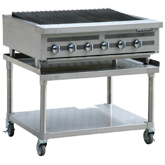 Click N Order photo of a Imperial Radiant Natural Gas Chargrill IRBS-36-NG