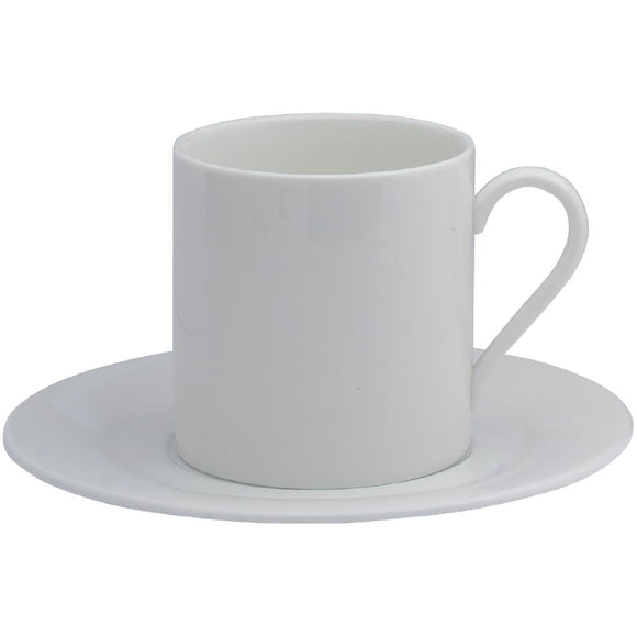 Click N Order photo of a Elia Glacier Fine China Mugs 250ml (Pack of 6)