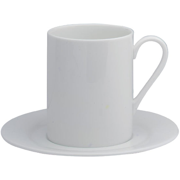 Click N Order photo of a Elia Glacier Fine China Mugs 300ml (Pack of 6)