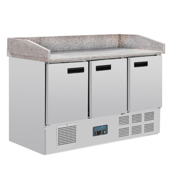 Click N Order photo of a Polar G Series Pizza Prep Counter Fridge 368Ltr