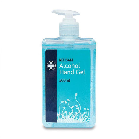 Click N Order photo of a Alcohol Hand Sanitiser Gel 500ml