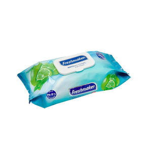 Click N Order photo of a Antibacterial and Antifungal Wet Wipes (120 Pack)