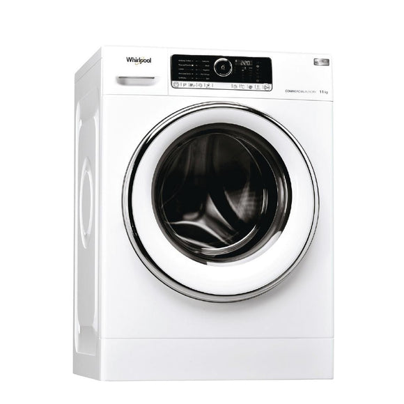 Click N Order photo of a Whirlpool Commercial Washing Machine White 11kg
