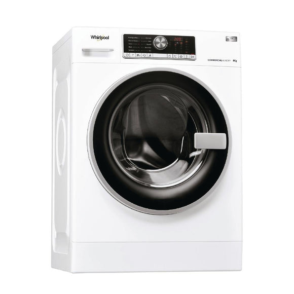 Click N Order photo of a Whirlpool Commercial Washing Machine White 8kg