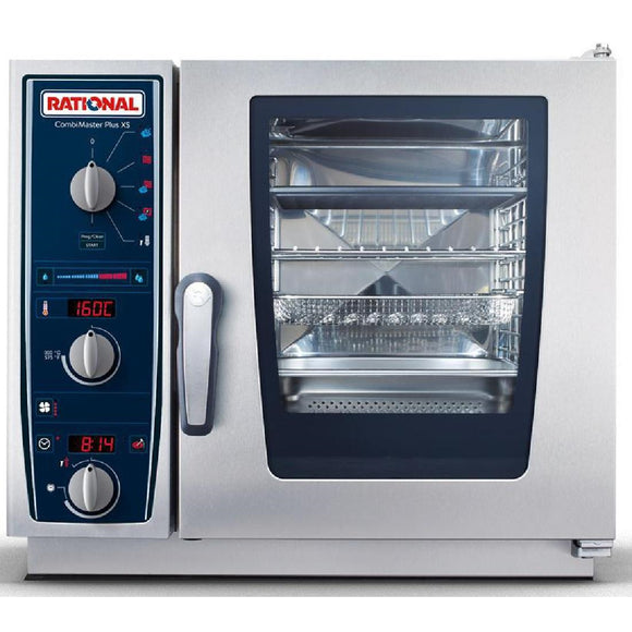 Click N Order photo of a Rational CombiMaster Plus XS 6-2/3