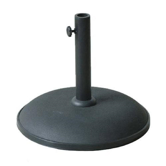 Click N Order photo of a Cheltenham Concrete Round Parasol Base 15kg