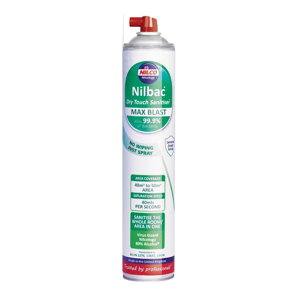 Click N Order photo of a Dry Touch Sanitiser Max Blast 750ml