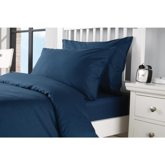 Click N Order photo of a Mitre Essentials Spectrum Housewife Pillowcase Navy