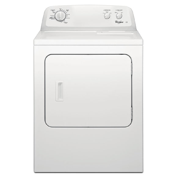 Click N Order photo of a Whirlpool American Style Commercial Vented Dryer 15kg 3LWTW4705FW