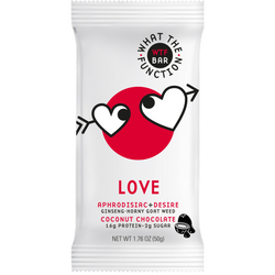 LOVE BAR - Vitamin & Protein Bar - WTF Bar