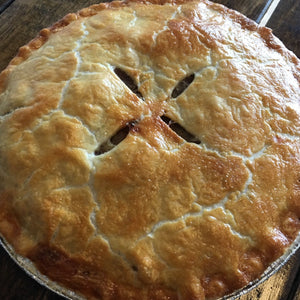 Turkey Pot Pie - FROZEN