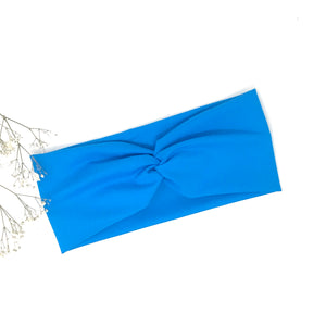 Summer Headbands in knalligen Farben