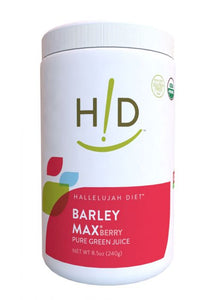 BarleyMax Berry (120 servings) - Laird Wellness