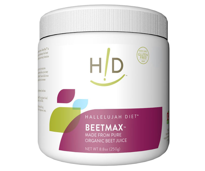 INCREASE NITRIC OXIDE PRODUCTION - BeetMax (62 servings) - Laird Wellness