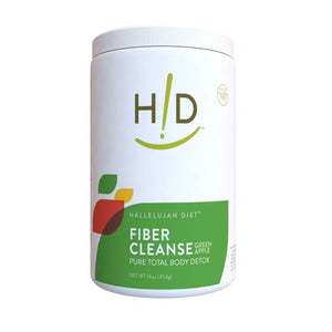 Fiber Cleanse Green Apple (56 servings) - Laird Wellness