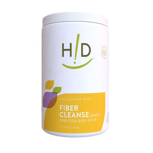 Fiber Cleanse Lemon (56 servings) - Laird Wellness