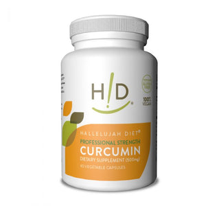 Curcumin - Professional Strength (60 servings) - Laird Wellness