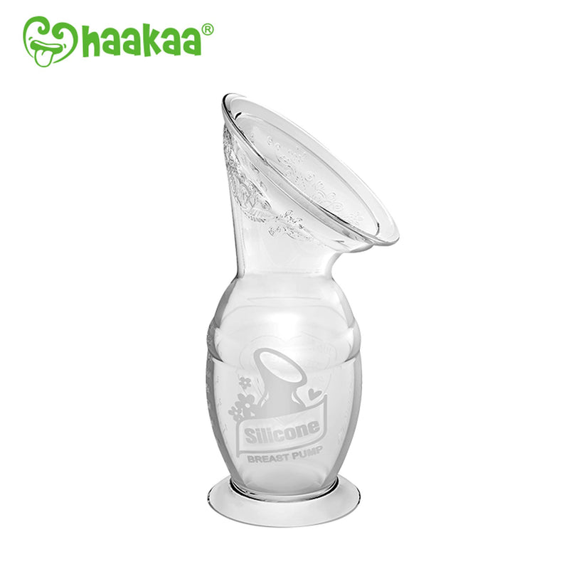 Haakaa Silicone Breast Pump- 100ml
