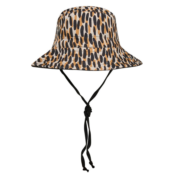 Kids Reversible Sun Hat - Explorer | Zuri/Ebony