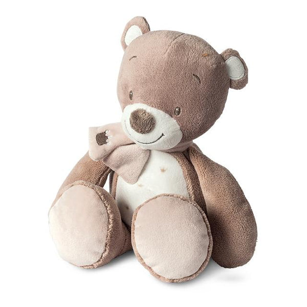 Nattou Max, Noa & Tom Collection - Cuddly Tom The Bear