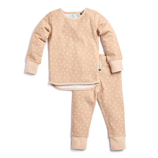 ergoPouch Pyjamas 2 piece set - Golden | Tog 1.0