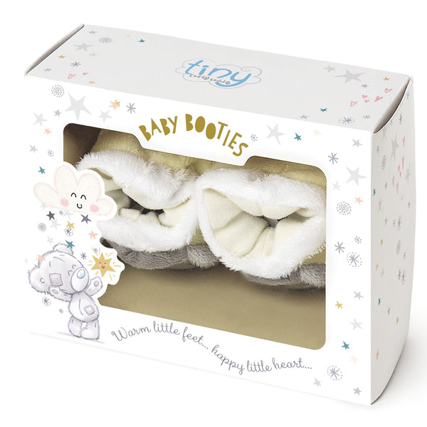 Me to You: Tiny Tatty Teddy Baby Booties Boxed