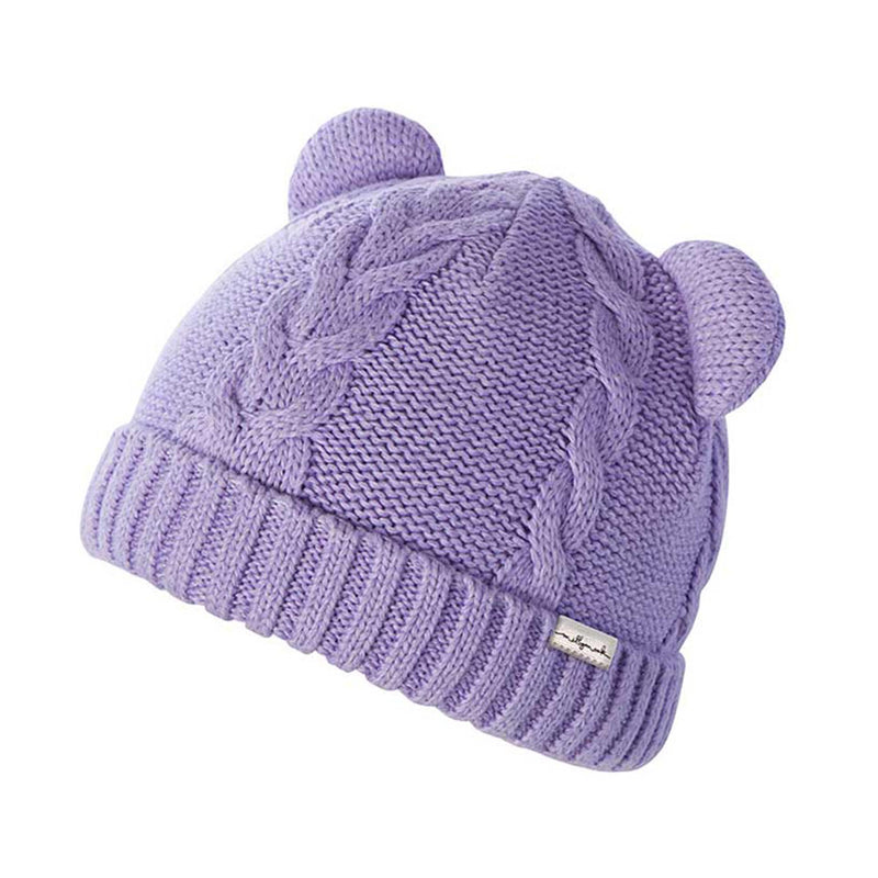 Millymook Baby Girls Beanie - Morgan | Lilac
