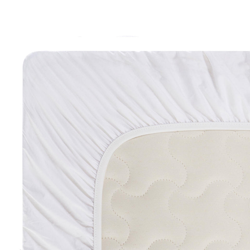 Boori Cot Bed Fitted Mattress Protector (132 x 70cm)