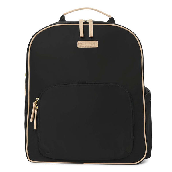 Skip Hop Clarion Diaper Backpack - Black