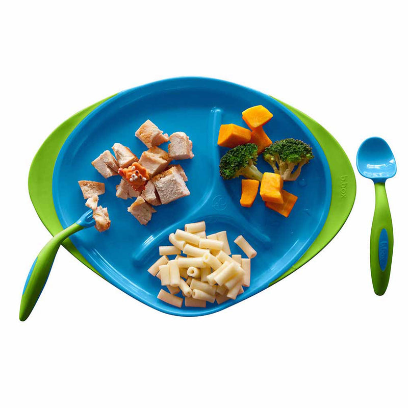 Toddler Cutlery Set 9m+ (Spoon & Fork)
