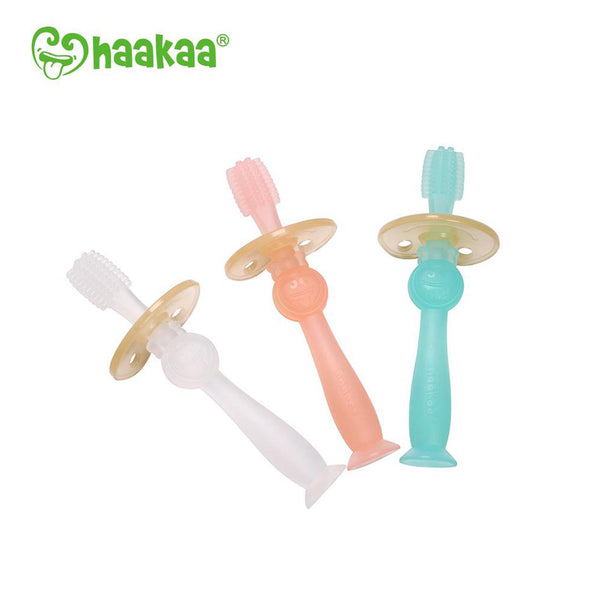 Haakaa 360° Silicone Toothbrush
