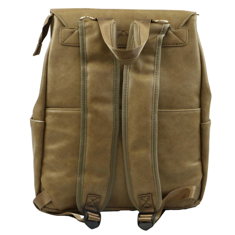 Isoki Hartley Backpack - Latte