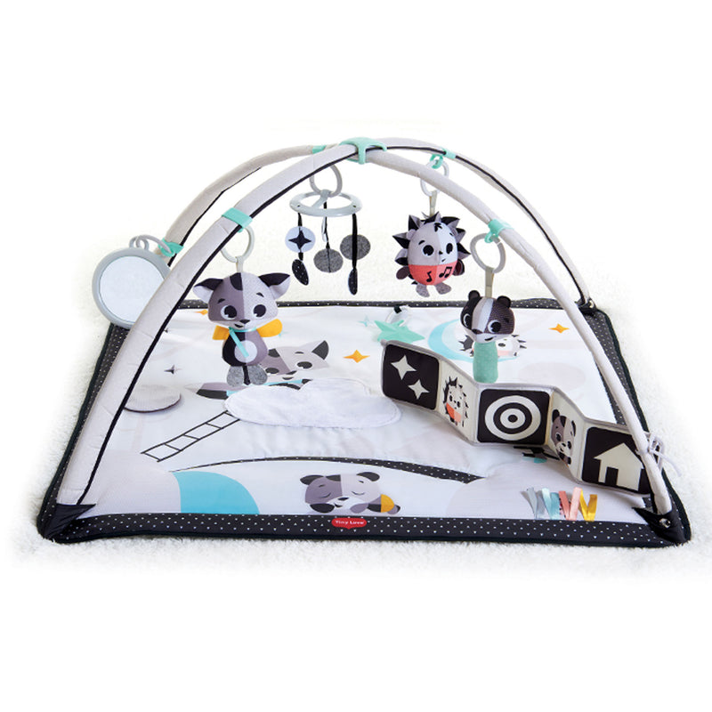 Magical Tales - Black & White Gymini Playmat with arches