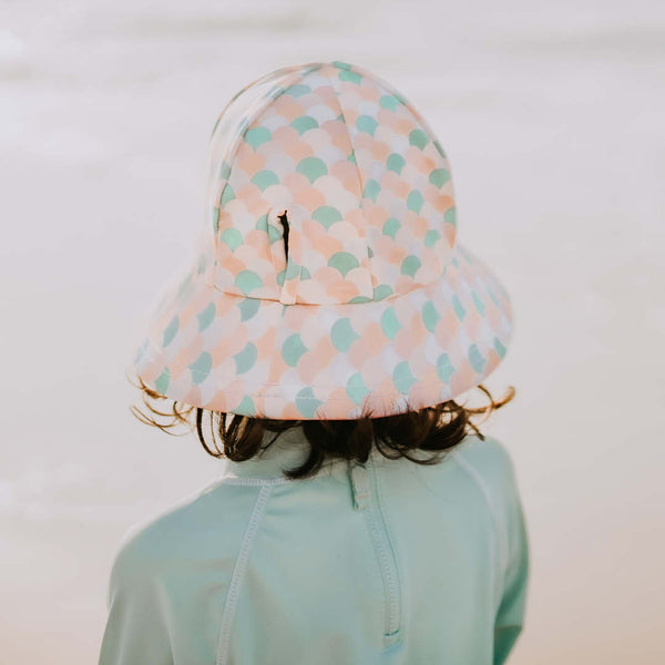 Girls Beach Hat Bucket - Ariel