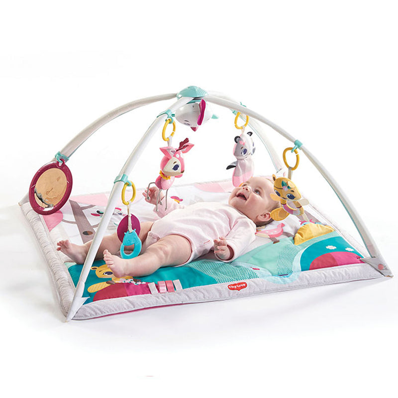 Tiny Princess Tales™ - Gymini® Deluxe Playmat with arches