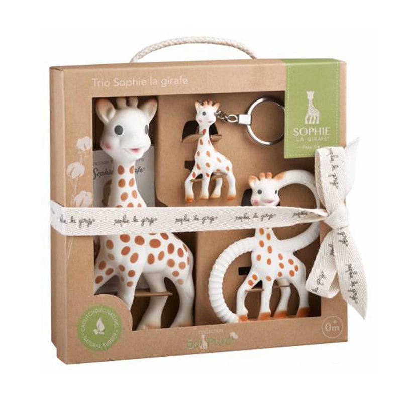 So Pure Trio - Sophie la girafe