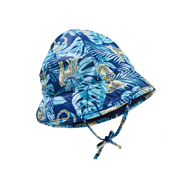 Leopard Swim Hat (Boys Tropical)