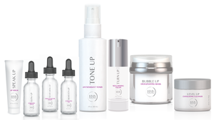 Antiaging skincare doesn't have to break the bank. BMS Cosmeceuticals is loaded with peptides, anti -gravity technology, hydrators, nutrients, and fairy dust to keep your skin healthy. Wait.. fairy dust? Check out our Glow Up serum and Bubble Up mask