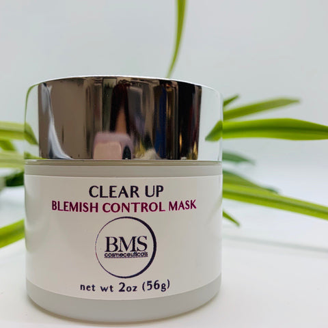 Clear Up blemish control mask