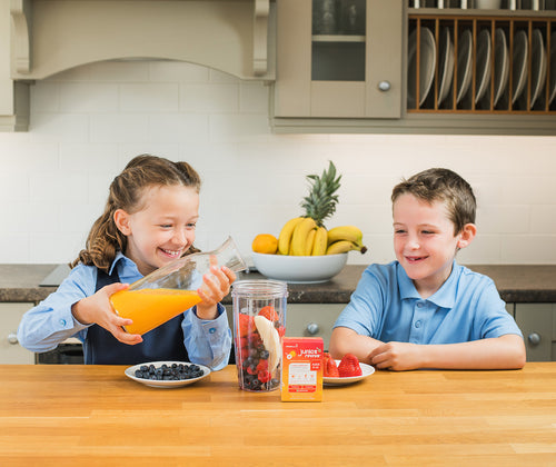 Boost your child's immunity with these healthy smoothie recipes using Junior and Teen Revive