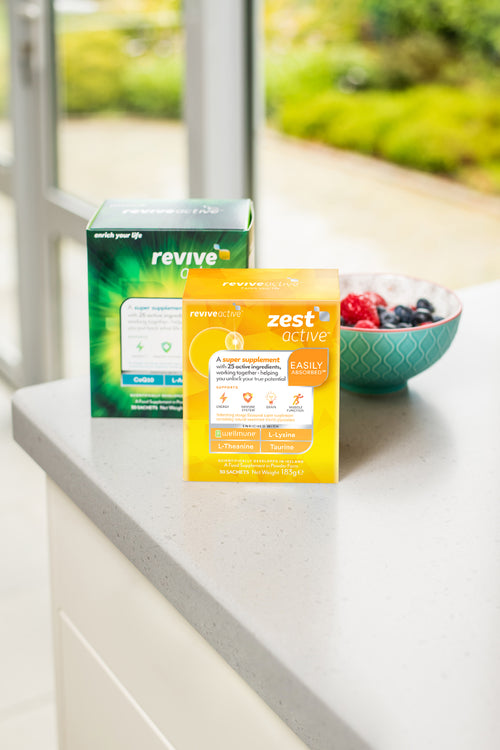 The Difference Between Revive Active & Zest Active