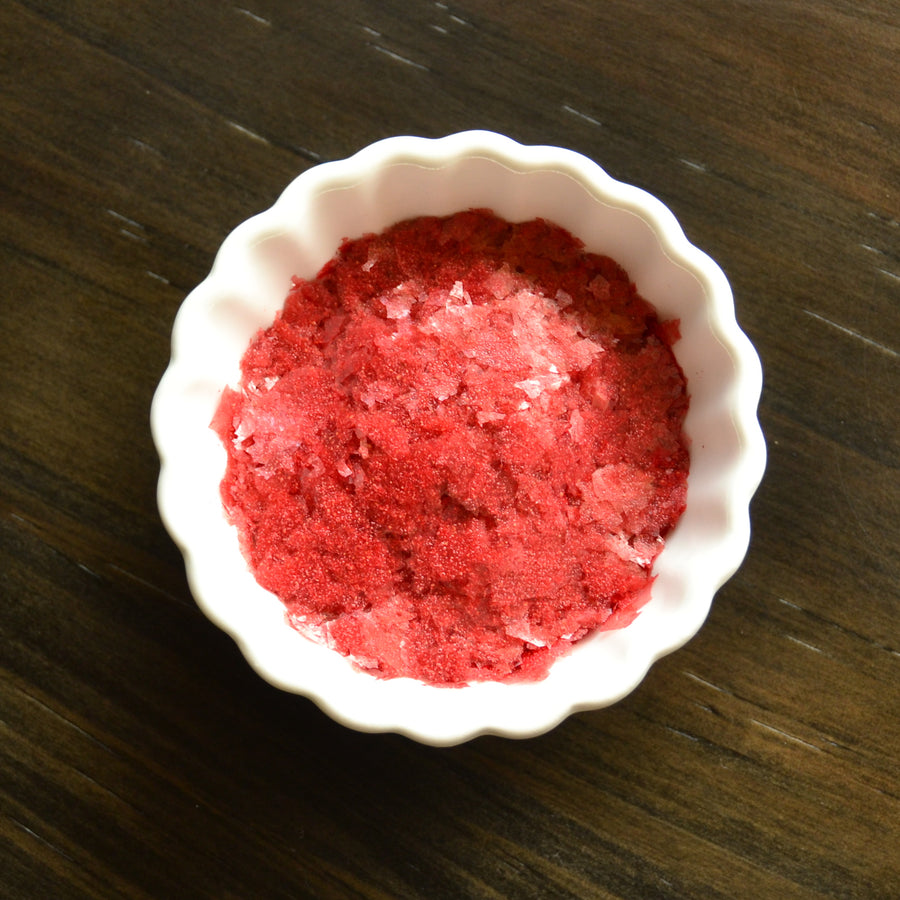 100g Strawberry Crystals