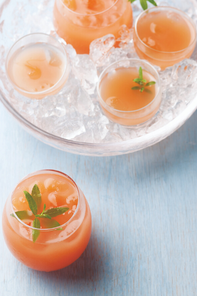 pink grapefruitade recipe