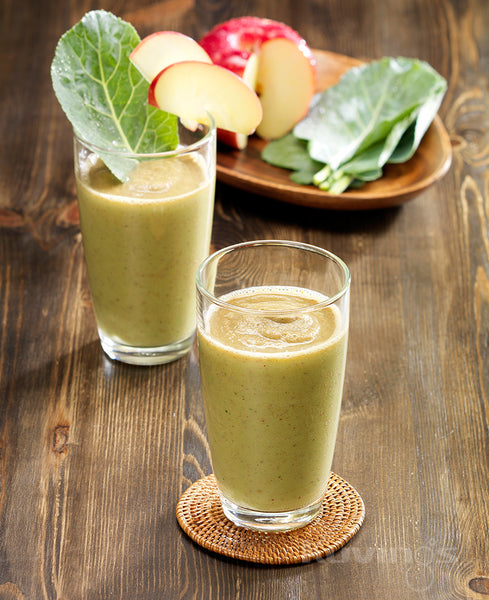 Apple Vegetable Juice