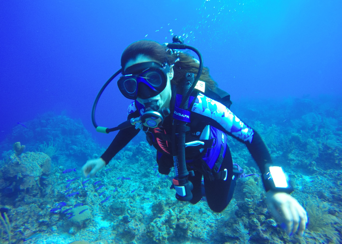 Kuvings Customer Review: Inessa scuba diving