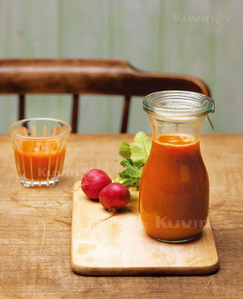 Red Vitamin Radish Juice