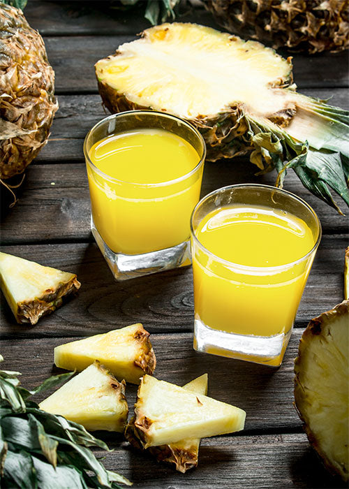 how to juice pineapple with kuvings juicer