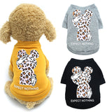 Dog Coat Warm Pure Cotton French Bulldog Sweatshirt