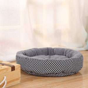 Dog Bed Kennel Soft Dog Mats Puppy Bed